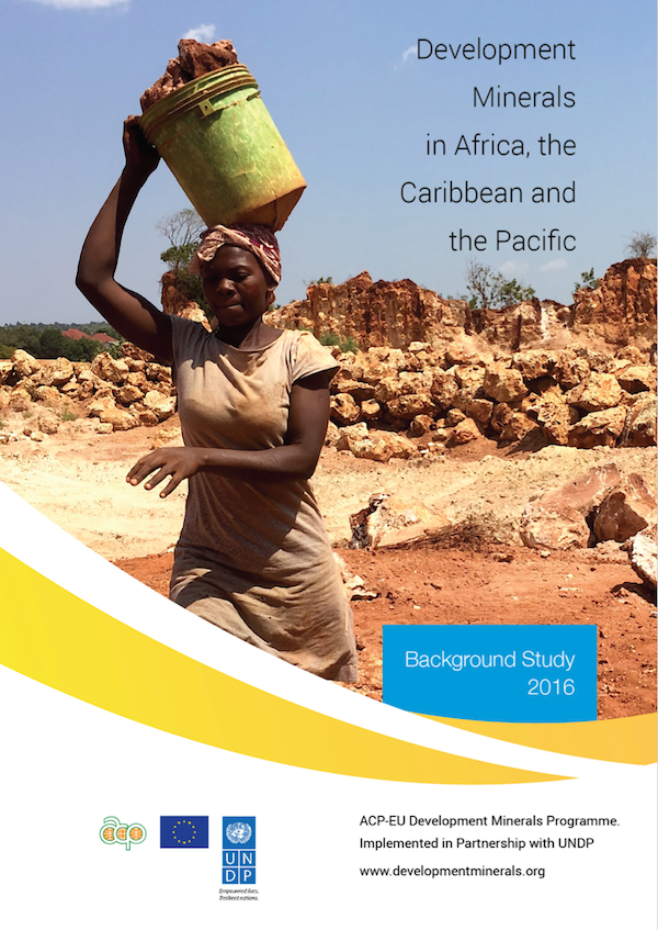 Development Minerals in Africa, the Caribbean and the Pacific