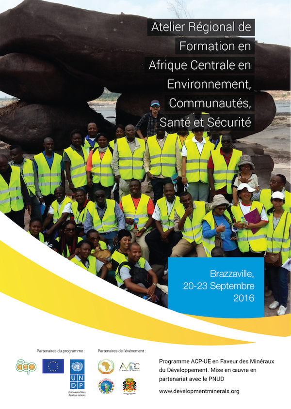 Central Africa Regional Training Workshop on Environment, Community, Health & Safety