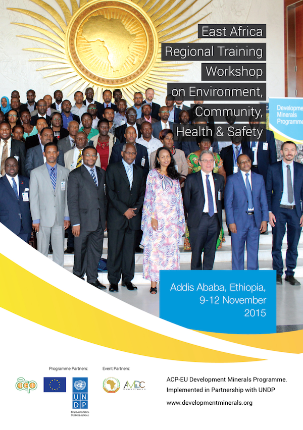 East Africa Regional Training Workshop on Environment, Community, Health & Safety