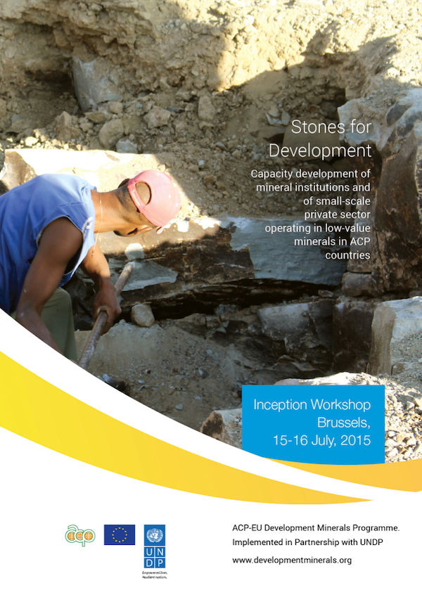 Inception Workshop, Stones for Development