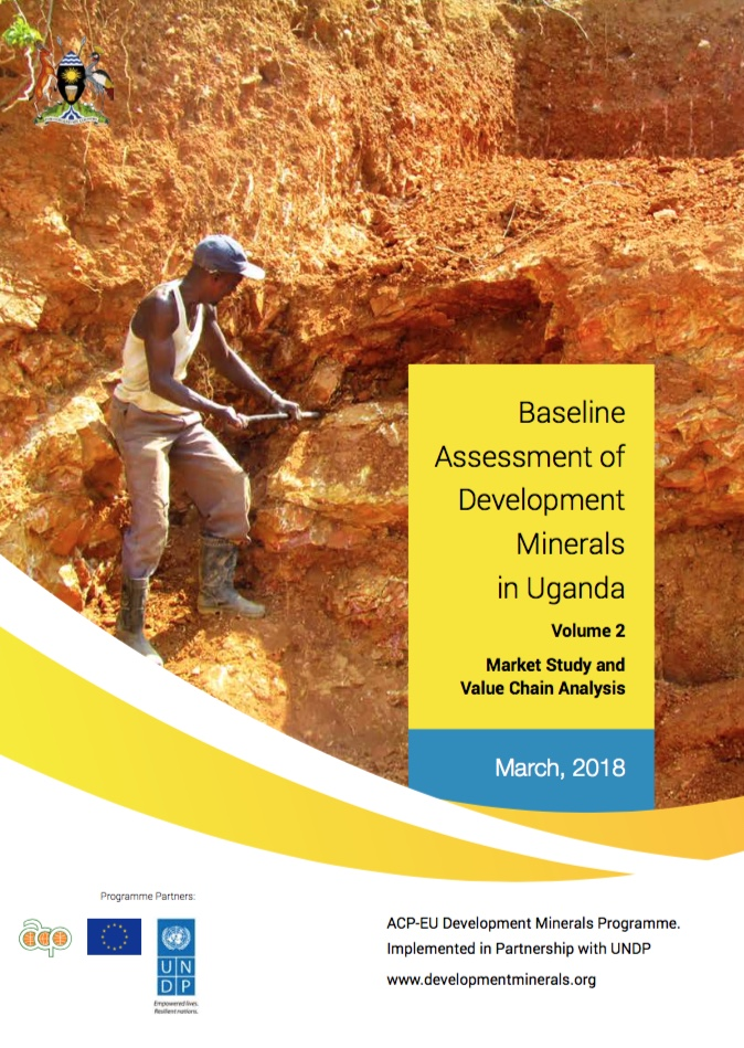 Baseline Assessment of Development Minerals in Uganda - Vol.2